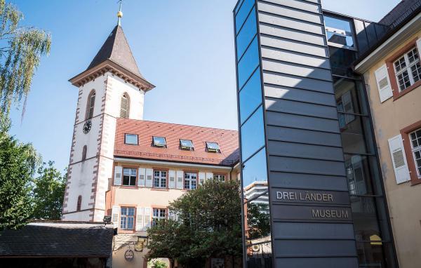 """8. November: """"Stadtführung ohne Stadt"""" - Öffentliche Erlebnisführung in Lörrach.  Foto: Stadt Lörrach - Baschi Bender"""