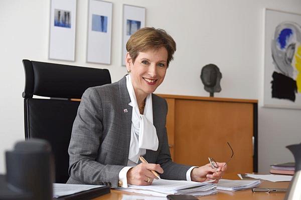 Landrätin Marion Dammann: