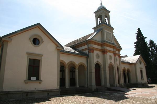 Waldbachkapelle in Offenburg   Foto: Heinzmann/Stadt Offenburg