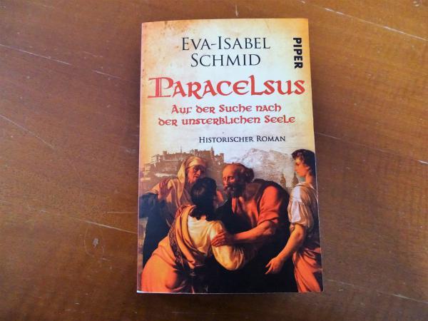 """""""Paracelsus"""" von Eva-Isabel Schmid  REGIOTRENDS-Foto: Melanie Glaub"""