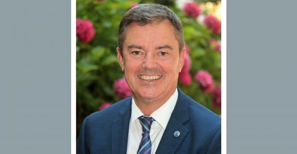 Volker Kieber, Bürgermeister der Stadt Bad Krozingen