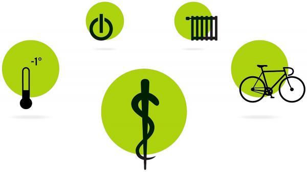 """Klimaretter-Tool: Challenge begeistert Gesundheitswesen nachhaltig - Projekt """"Klimaretter - Lebensretter"""" der Stiftung viamedica aus Freiburg geht in die zweite Runde.  Foto: Viamedica - Stiftung für eine gesunde Medizin"""