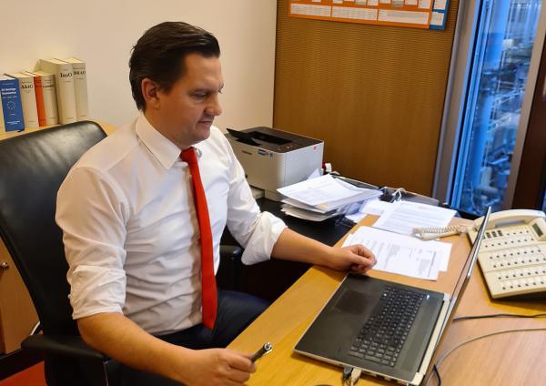 SPD-Bundestagsabgeordneter Johannes Fechner hat heute (28.01.) sofort auf den offenen Brief der Werbegemeinschaft Waldkirch vom frühen Morgen reagiert