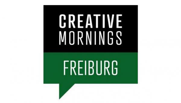 """26. Februar: Virtueller Zusammenschluss von CreativeMornings/Freiburg mit Zürich und Basel - Veranstaltung zum Monatsthema """"Divergent"""".  Foto: CreativeMornings/Freiburg"""