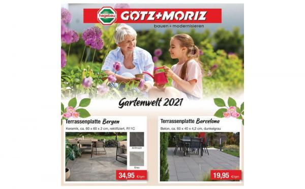 Mehr zu unseren Angeboten finden Sie in unserem  [url=https://www.goetzmoriz.com/aktionen] aktuellen Gartenwelt-Flyer [/url]. Gültig bis 31.12.2021