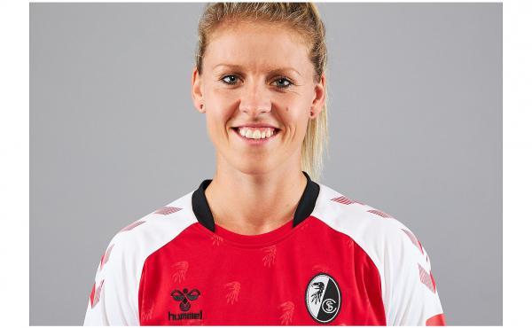 Jana Vojteková verlängert Vertrag bei Sport-Club Freiburg.  Foto: SC Freiburg