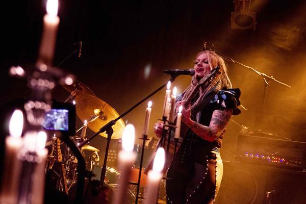 Prog-Rock-Sensation Dead Venus  Foto: punchline studio/Angelika Kovalenko