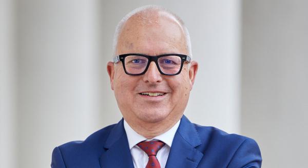 """""""Irritationen in den Unternehmen der Schwarzwald AG."""" - Wvib-Präsident Burger (Bild) gibt Statement zu Koalitionsvertrag ab.  Foto: Wirtschaftsverband Industrieller Unternehmen Baden e.V."""