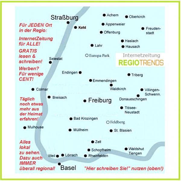 REGIOTRENDS - Schwerpunktgebiet