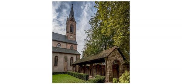 12. Juni: Wie ein Gang durch die Geschichte - Führung in der Stiftskirche in Lahr (Bild).  Foto: Stadt Lahr