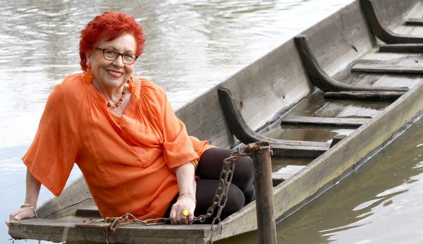 """Wettbewerb """"Alemannisch läbt"""": Preisträger des Mundartwettbewerbs stehen fest. Andrée Steinmetz-Meichel.  Foto: Südwestrundfunk - Scheer-Nahor"""