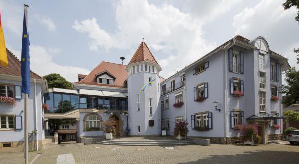 Rathaus Bad Krozingen.