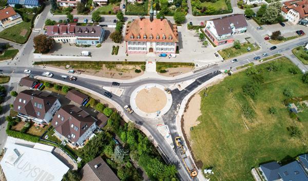 Ab 19. Juni: Sanierung der Ortsdurchfahrt Münstertal (Landesstraße 123) geht in die Endphase.  Foto: Regierungspräsidium Freiburg