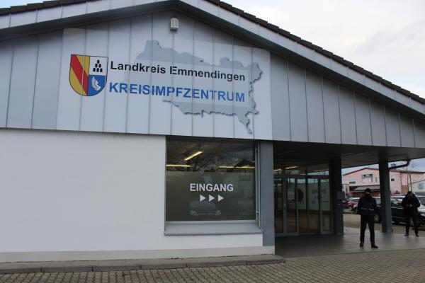 Kreisimpfzentrum in Kenzingen