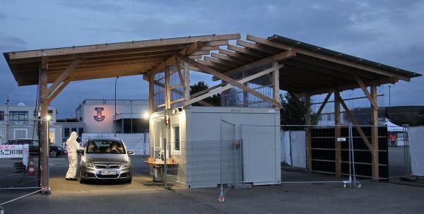 Ab 16. Juni: Erneute Änderungen der Öffnungszeiten im Corona-Testzentrum Malterdingen.