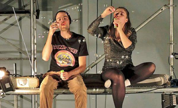 "1. Juli: ""Märchenherz"" wird in Rheinfelden inszeniert - Freies Theater Tempus fugit gastiert im Bürgersaal.  Foto: Stadt Rheinfelden - Nikita Konicenko"