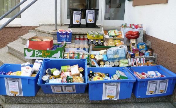 9. bis 11. Juli: Lebensmittel- und Dosenaktion der Kolpingfamilie Emmendingen für die Tafel.