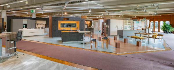 Maier-Küchen in Bahlingen - Küchen- und Möbelgroßausstellung  REGIOTRENDS-Foto: Jens Glade