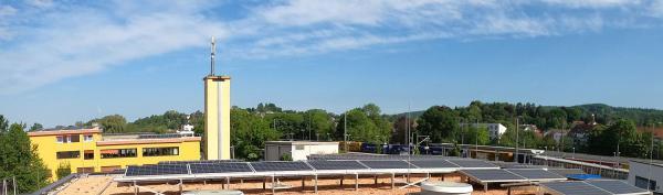 """""""Wattbewerb"""": Emmendingen stellt sich der Herausforderung - Stadt möchte in Wettbewerb als erste ihre pro Einwohner installierte Photovoltaik-Leistung verdoppeln   Foto: Stadt Emmendingen"""