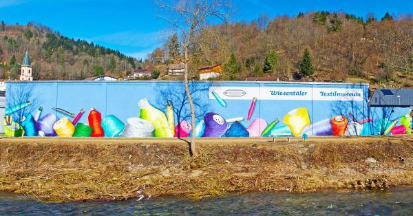 24. Juli: Wie lässt sich Konsum nachhaltiger gestalten? - Biosphärengebiet Schwarzwald veranstaltet Ideenbörse im Textilmuseum in Zell im Wiesental (Bild).  Foto: Regierungspräsidium Freiburg - Biosphärengebiet Schwarzwald