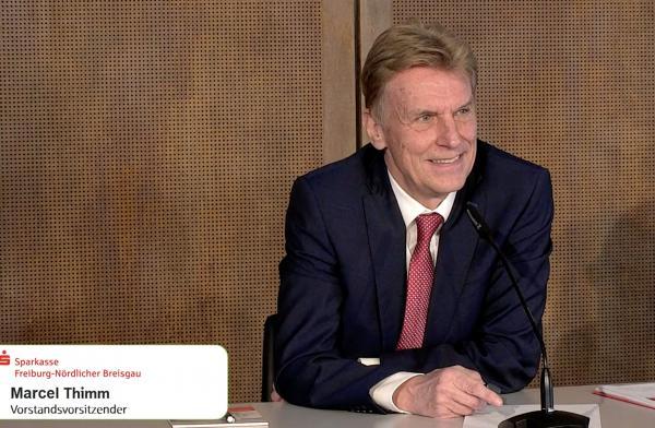 Vorstandsvorsitzender Marcel Thimm  RT-Archivfoto