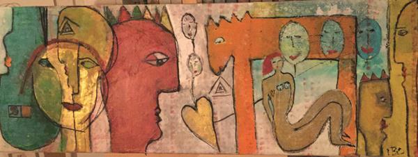 Kunstausstellung im Kurhaus