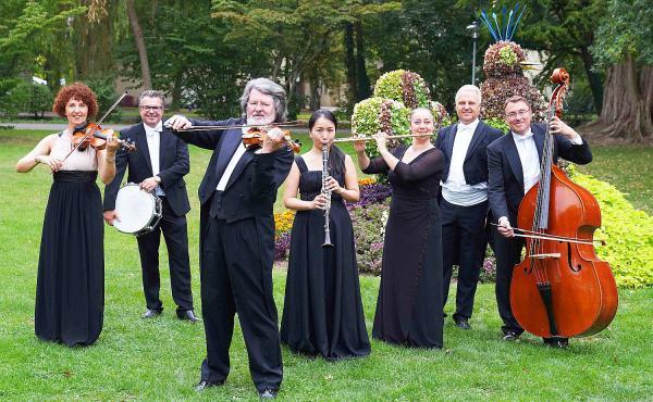 19. September: Festliches Gala-Konzert mit dem Johann-Strauß-Ensemble in Bad Krozingen.  Foto: Kur und Bäder GmbH Bad Krozingen