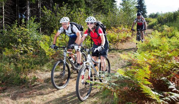 """19. September: """"Auf Hansjakobs Spuren"""" - ZweiTälerLand Tourismus lädt zu geführter Mountainbike-Tour ein.  Foto: ZweiTälerLand Tourismus"""