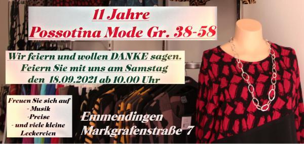 Possotina - Lagenlook-Mode und mehr, Gr. 38-58, Markgrafenstr.7, 79312 Emmendingen, Tel.07641/96320273