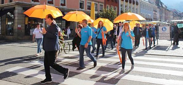 Die Kreishandwerkerschaft Emmendingen begeht den Tag des Handwerks in Herbolzheim. Gemeinsam mit Vertretern aus Politik, Kommunen und Handwerk werden die Handwerksvertreter sechs Betriebe in der Stadt Herbolzheim besuchen und sich über die Erfolge, aber auch die Nöte der Unternehmen informieren.