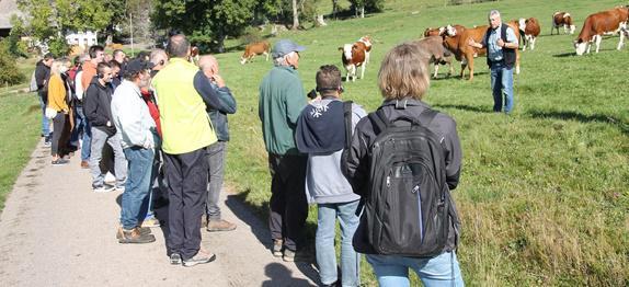 SERAM-Exkursion  Bild: Naturpark Suedschwarzwald