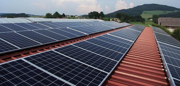 Photovoltaik für Mehrfamilienhäuser  Bild: Gemeinde Denzlingen
