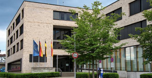 Landratsamt Emmendingen  RT-Archivbild